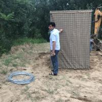 Best ISO Approval Professional Defensive Barrier Filled Sand For Military wholesale