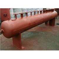 China 0.5MPa Shell And Tube Heat Exchange Equipment Carbon Steel Q345R Material on sale