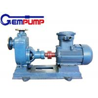 Best ZXL Straight horizontal self-priming centrifugal pump for Municipal Construction fire control wholesale