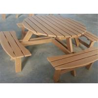 Best Custom Color Wood Plastic Composite Leisure Furnitures Easy - Assembled wholesale