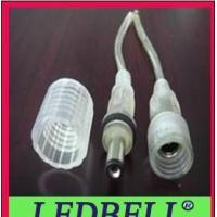 Best Waterproof DC Plug & Wire Connector For Led Rope Lights wholesale