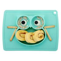 Best Portable Baby Plates for Toddlers and Kids, BPA-Free FDA Approved Strong Suction Plates for Toddlers wholesale
