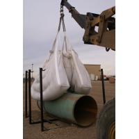 Best Heavy weight builder pipeline Gravel Bulk Bag , oil industry Big Bag Two Ton wholesale