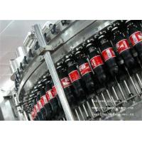 Best High Speed Carbonated Drink Production Line Soft Drink Making Machine wholesale