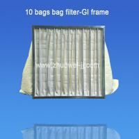 Buy cheap Pocket Air Non-woven Filters from wholesalers