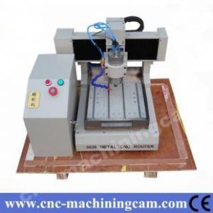 Best mini metal cnc router 3030(300*300*80mm) wholesale