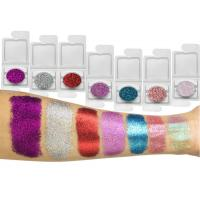You Own Brand Makeup 15 Colors Glitter Palette , Private Label Cosmetics Makeup