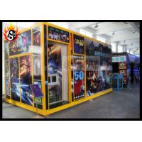 Cheap Popular Amusement Theme Park 5D Digital Cinema Equipment of Hydraulic System for sale