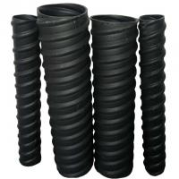 Cheap High quality and cheap corrugated high-density polyethylene (hdpe) pipe for sale