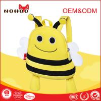 Cheap Ultra - Light Anti Lost Personalized Kids Animal Backpack 21.5 * 21cm Bee Style for sale