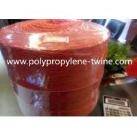 Buy cheap Twisted Polypropylene Banana Twine Using with High Tenacity for Agrculture Packing from wholesalers
