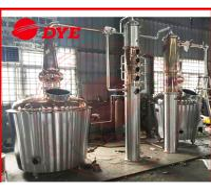 Best 200L USA Hot sale 304 stainless steel vodka whisky rum brandy distiller distillation column wholesale