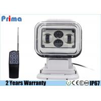 Best Portable Cree Rotate LED Search Light Wireless Remote Control Magnetic Base wholesale