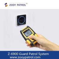 Best ZOOY Z-6900 GPS GPRS Guard Patrol System SecurityGuard Patrolling Monitoring System with Cloud Software wholesale