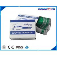 Best BM-6103 Best Selling Medical Disposable Sterile Stainless Steel Surgical Scalpel Blade wholesale