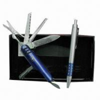 Best Promotional Gift Set with Plastic Pen wholesale