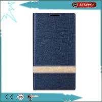 Best Nice Grain Slim Leather Sony Xperia Cell Phone Cases For Sony Z1 / L39 wholesale