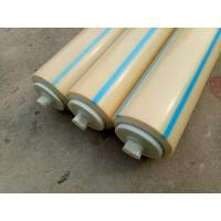 Best Fertilizer Industrial Conveyor Rollers Return Roller With Dustproof Cover and Labyrith Seal wholesale