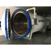 Cheap CE composite autoclave for composite materials, carbon fiber, rubber and other structure materials curing and treatment for sale