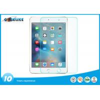 Ipad Mini Full Cover Tempered Glass , Tablet Screen Protector Guard Film