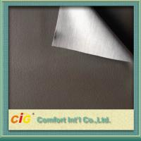 Shrink - Resistant PVC Artificial Leather Knitted Fabric For Car Seat