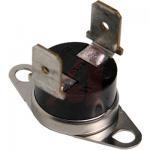 Best 40-220 ℃ cremaic body, Breaker For water machine , Thermostat 1/2 bimetal disc KSD 301 wholesale