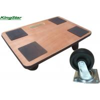Best Safe Furniture Removal Dolly , Plywood Piano Moving Dolly Platform Cart wholesale