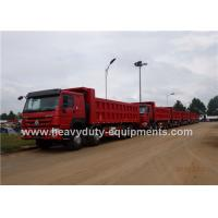 Quality 12 Wheel Dump Truck 8x4 wholesale