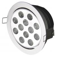 Best 1200 - 1500lm 15W SSC / Cree 6063 Aluminium Eco-friendly Safe Led Recessed Ceiling Lights wholesale