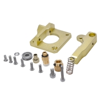 Best All Metal champagne CR10 3D Print Head Extruder 1.75mm Left Right wholesale