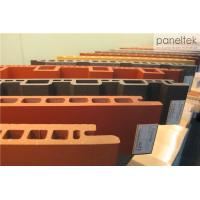 Best Anti - Water Ceramic Exterior House Wall Panels For Building Rainscreen System wholesale