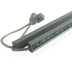 Best CE 7.2W 0.5M / 1.0M Bright SMD IP67  FR4 PCB Warm White Rigid Led Light Bars For Landscape wholesale