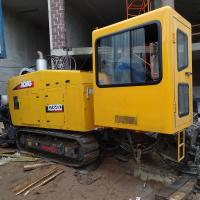 Best Yellow Color 32 Tons Horizontal Directional Drilling Rigs 0-140RPM Spindle Speed wholesale