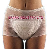 Best Disposable Mesh Incontinence Pants Stretch Fixation With Maternity Care wholesale