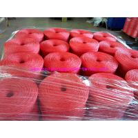 Best Recycled Split Film Banana Rope Twine , Plastic GreenhouseTwine 22500D 27000D wholesale