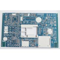Best Blue Soldmask Electronic Printed Circuit Board 1.6mm Thickness HASL LF Surface wholesale
