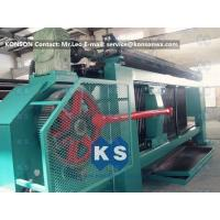 Best Industrial Gabion Production Line Twist Mesh Welded Machine 80 X 100mm Width 4300mm wholesale