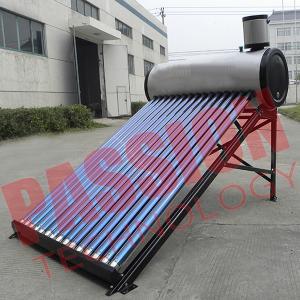 Best 0.5 Bar Heat Exchanger Solar Water Heater , Solar Hot Water Preheater For Water Heating wholesale