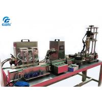Best Multi - Functional Peristaltic Pump Nail Polish Filling Machine With 20-30bpm Output wholesale