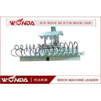 Best ZMP Series Auto Brick Stacking Machine 2.2 Ton Load Weight For Fired / Clay Brick wholesale