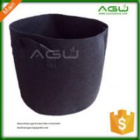 Cheap House using portable nonwoven fabric vegetables planter pot for sale