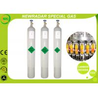 Quality 99.999% Ultra High Purity Gases Cylinder CO2 Gas Fire Extinguishers wholesale