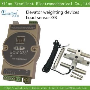 Buy cheap ECW XZ3 elevator overload ,elevator load cell,elevator load sensor elevator from wholesalers