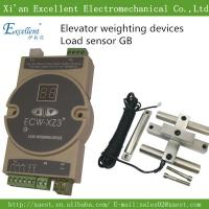 Buy cheap ECW XZ3 elevator overload ,elevator load cell,elevator load sensor elevator parts from wholesalers