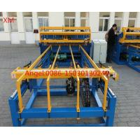 China china supplier CNC control 2.0mm -5.0mm Concrete Reinforcing Welded Wire Mesh Panel Machine on sale