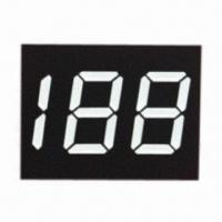 Best 7-segment LED Display with Excellent Character Appearance and 0.50-inch Digit Height wholesale