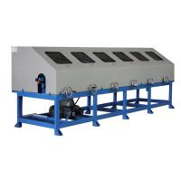 Best Six groups tube polishing machine Various polishing the outer surface of the pipe wholesale