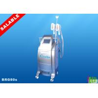 Best Vertical 2 Handles Cryolipolysis Slimming Machine , Body Contouring / Coolsculpting System wholesale
