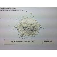 Raw 3,5,3'-triiodothyronine(T3) Chinese Top quality and 100% delivery