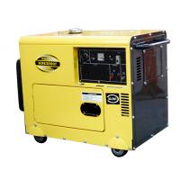 Best Electric Starter 3 Phase Silent Diesel Generator Set 60HZ KDE3500T3 wholesale